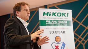 Foto de Hikoki presenta sus novedades en las instalaciones de la Sociedad Deportiva Eibar