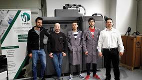 """Foto de """"Gracias a Grupo Solitium conocimos la HP Jet Fusion que, en tiempo y en volumen de fabricación, es muy superior"""""""