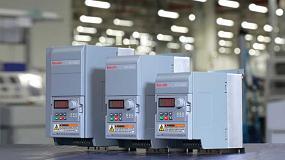 Foto de RS Components presenta los variadores de frecuencia industriales de Rexroth para aplicaciones de automatización