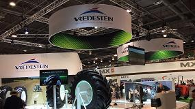 Foto de SIMA 2019: Vredestein presenta los últimos neumáticos Traxion para tractores