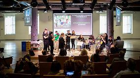 Foto de La Orquesta de la Música del Reciclaje, un auténtico éxito en el VI Foro Cultura & Empresa