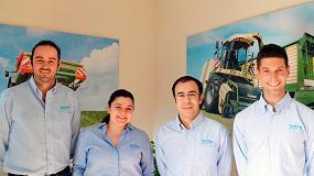 Foto de Farming Agrícola refuerza su equipo tras la ampliación de su oferta con Steyr