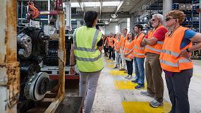 Foto de La fábrica de Steyr en St. Valentin recibió cerca de 14.000 visitantes en 2018