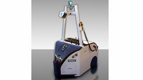 Foto de AGVs inteligentes y conectados: la novedad del sector que ASTI Mobile Robotics presentará en Hannover Messe 2019 para la industria