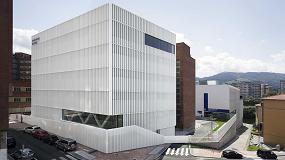Foto de Instituto Biocruces, fachada tamizada