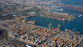 Foto de El tráfico de los Puertos españoles marca un nuevo récord en 2018