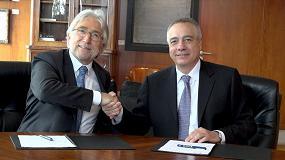 Foto de El Consorci de la Zona Franca y Fomento acuerdan promocionar la economía 4.0