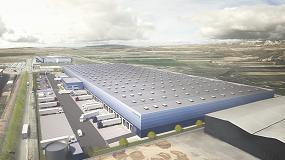 Foto de Gazeley construye una nave de 48.000 m2 en Guadalajara