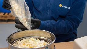 Foto de El reciclado químico permitirá retirar de vertedero el poliuretano y utilizarlo como materia prima