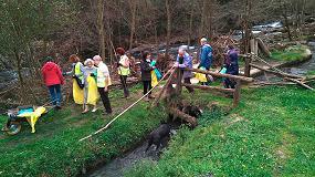 Foto de Los 'Héroes' Libera caracterizan 30.401 residuos abandonados en entornos fluviales
