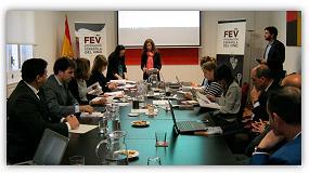 Foto de Anese y la FEV analizan las posibilidades de aplicar el modelo ESE al sector bodeguero