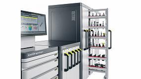 Foto de Zoller presenta en Advanced Factories 2019 sus armarios de almacenamiento Smart Cabinets