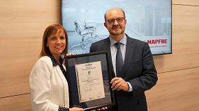 Foto de Mapfre renueva el certificado de Calidad Aenor ISO 9001 para el Área de Operaciones