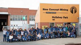 Foto de Epiroc completa la adquisición del fabricante sudafricano New Concept Mining