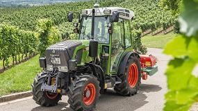 Foto de Tractores compactos y estrechos, un mundo de especialistas solo apto para los mejores fabricantes