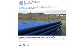 Foto de Saint-Gobain PAM España estrena página oficial en LinkedIn