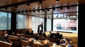 Foto de TomTom Telematics e Ibermática transmiten las oportunidades que la digitalización abre al transporte