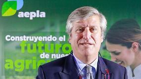 Foto de Manuel Melgarejo, de Corteva Agriscience, nuevo presidente de Aepla