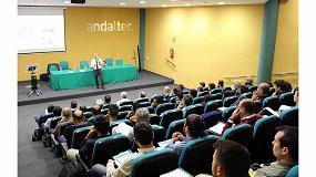 Foto de Un centenar de empresas de toda España participa en la jornada técnica sobre plásticos biodegradables organizada por Andaltec