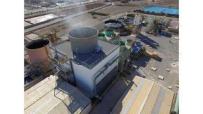 Foto de Revamping en ArcelorMittal de torre de refrigeración en tiempo récord