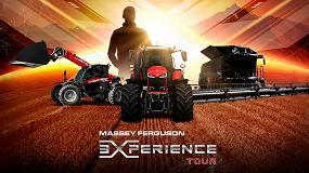 Foto de Arranca el Tour de Massey Ferguson MFeXperience, que en otoño llegará a España
