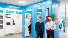 Foto de Assa Abloy Portugal inaugura su nuevo showroom de Lisboa
