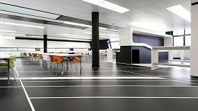 Foto de Diseño, confort y sostenibilidad con los pavimentos MasterTop de BASF
