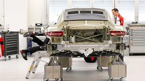 Foto de Assim nasce um Porsche 911 RSR