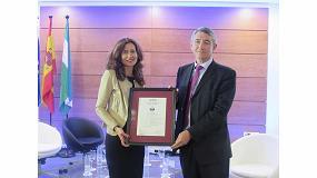 Foto de Atlantic Copper recibe el certificado Aenor de Empresa Saludable