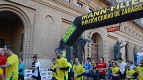 Foto de Récord de participación en la XIII Maratón MANN-FILTER Ciudad de Zaragoza