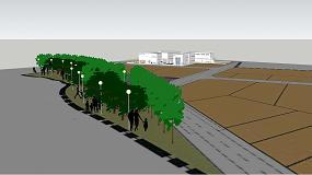 Foto de Betelgeux-Christeyns invierte 20.000 € en la reforestación de un parque público de Ador