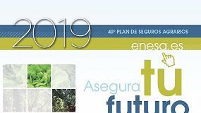 Foto de Publicada la Guía del Seguro Agrario 2019
