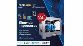 Foto de Expo F 2019 e InterLumi dedicarán un evento a la impresión 3D