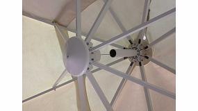 Foto de Tornos con cable BGM para parasoles