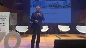 Foto de Pere Navarro promocionan el Congreso Mundial de Zonas Francas en el Cono Sur