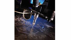 Foto de Omax e Hypertherm presentan la mayor oferta de sistemas de chorro de agua tras su fusión
