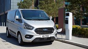 """Foto de Ford desarrolla un algoritmo inteligente """"que podría apoyar un mayor uso del vehículo eléctrico"""""""