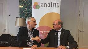 Foto de Nueva unión entre el IRTA y Anafric