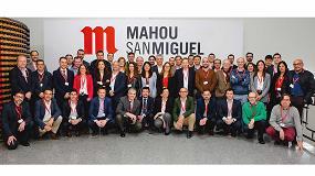 Foto de Industrial Challenge, 21 empresas analizan la excelencia logística en Mahou San Miguel