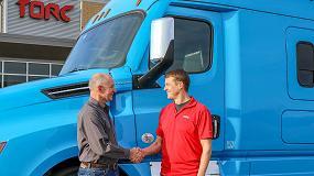 Foto de Automatización de camiones, Daimler Trucks adquiere la mayoría de Torc