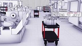 Foto de Amazon compra Canvas Technology para seguir automatizando su logística