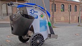 Foto de CLD lanza un carro de limpieza 100% eléctrico