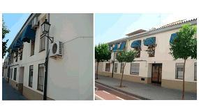 Foto de La Junta rehabilitará energéticamente de 68 viviendas de alquiler de Málaga