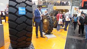 Foto de Continental presenta en Bauma nuevos neumáticos para afrontar los mayores desafíos en el movimiento de tierras