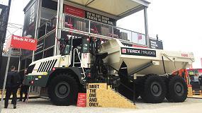Foto de El renovado dumper articulado TA300 de Terex Trucks hizo su debut en Bauma 2019