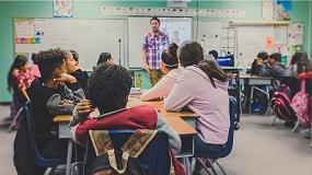 Foto de 'Connect Event Education' muestra un gran abanico de soluciones para el sector educativo