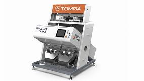 Foto de Tomra Sorting Recycling lanza el Innosort Flake con sistema de clasificación dual basada en sensores