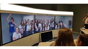 Foto de Girls Power Tech, un evento de Cisco para fomentar en las chicas los estudios STEM
