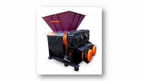 Foto de Mayper presenta en Chemplast 2019 los nuevos molinos desgarradores 2 ejes para film