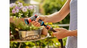 Foto de City Gardening, el nuevo set de manguera textil Liano para los jardineros de ciudad